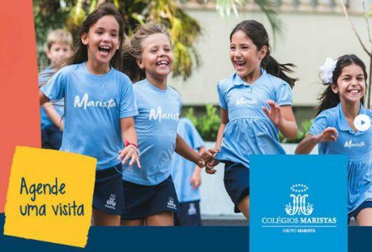 Rede Marista de Colégios lança Campanha de Matrículas